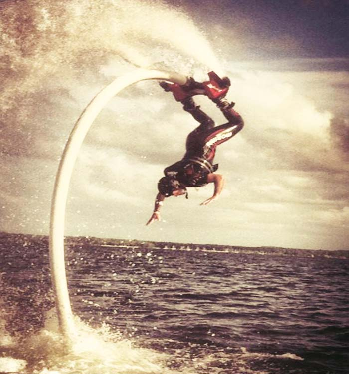 STAGES FLYBOARD